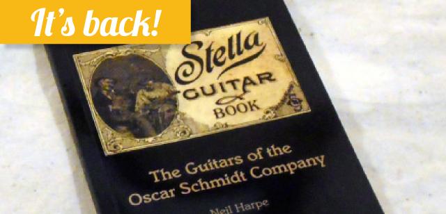 Stella Guitar book