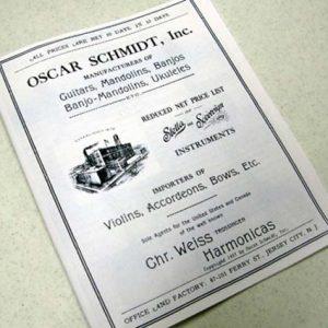Catalog Reprints