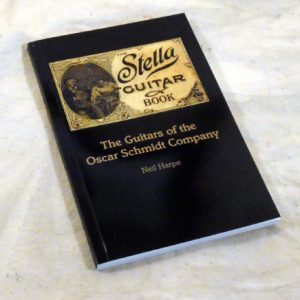 Stella Guitars Book