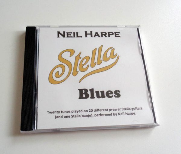 Stella Blues CD
