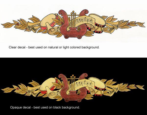 Stella banner decals